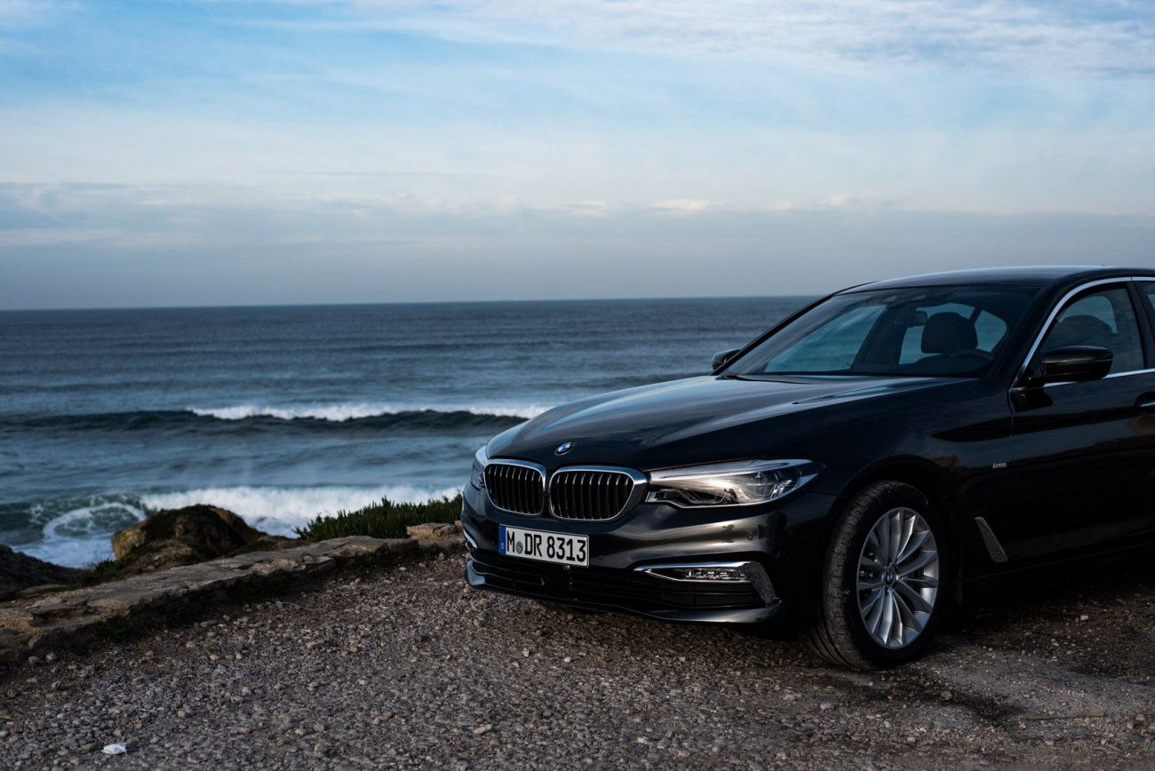 BMW 530d xDrive Luxury Line 1