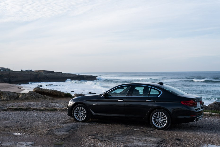 BMW 530d xDrive Luxury Line 2