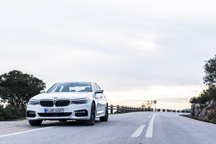 BMW 540i sDrive M Sport