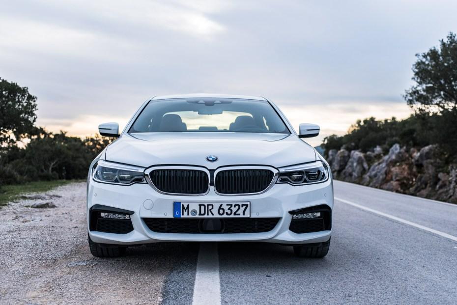 der neue BMW 5er 4