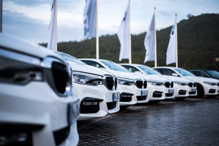 der neue BMW 5er BMW 540i sDrive M Sport 3