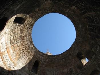 Diocletian's Palace in Split Entry Vestibule