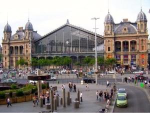 Western Railway Train Station Budapest