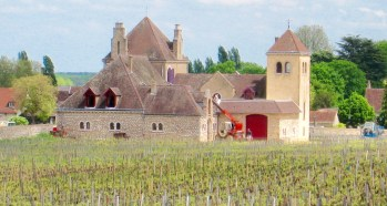 Clos de Vougeot winery