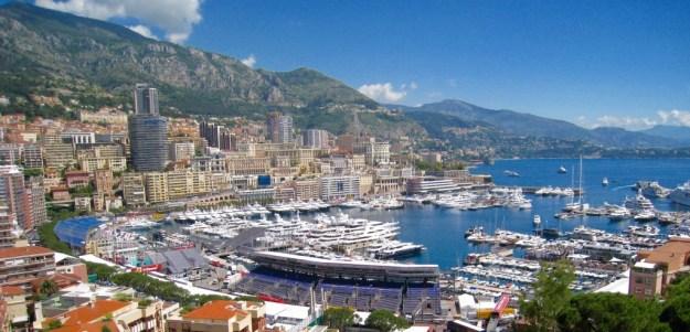 Author Pat Krapf Visits Monte Carlo