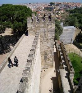 St. George's Castle, Lisbon