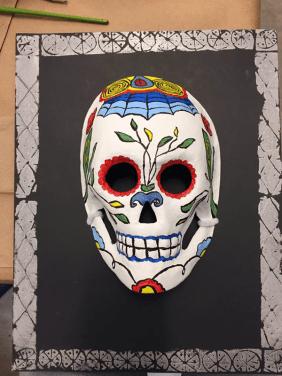 pat mccaw creative corner skull