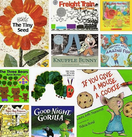 Picture Books: Oh, That's Easy! (NOT)