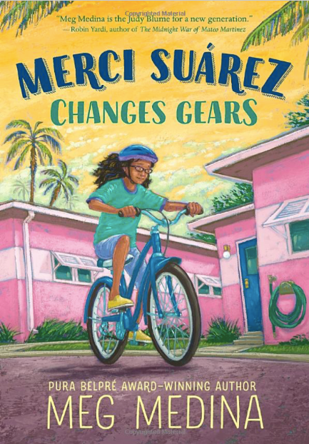 Merci Suarez Changes Gears – A Novel Packed with Power