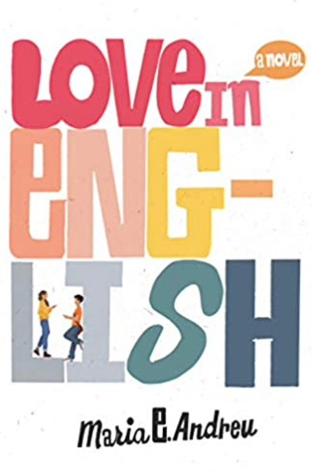 Hanging out with Author Maria Andreu! Talking about: LOVE IN ENGLISH