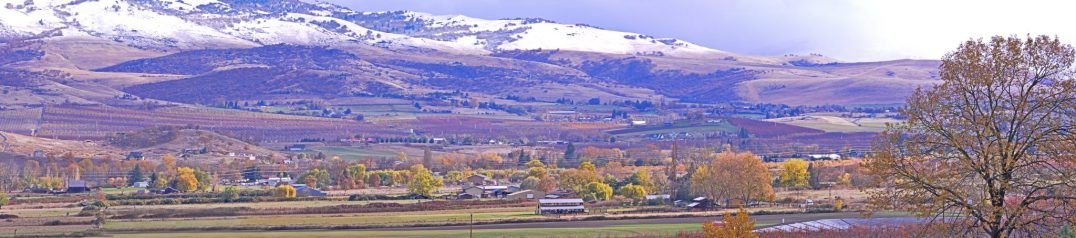Rogue Valley First Snow