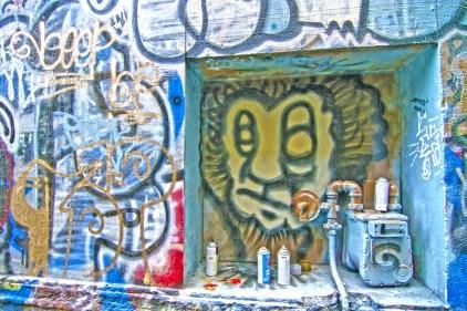 Graffitti Olympia