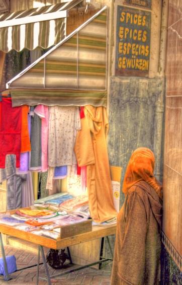Spice Vendor Tangiers copy