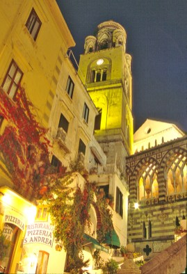 Pizzeria, Amalfi Italy