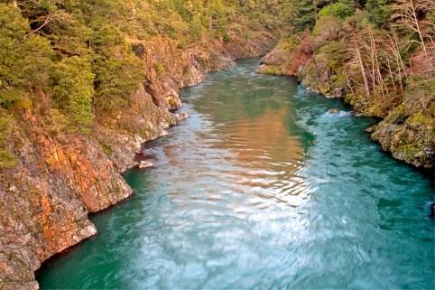 smith river bridge river center