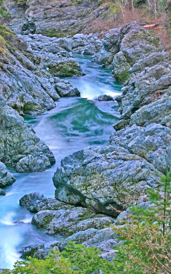 smith river downstream shimmer 3048