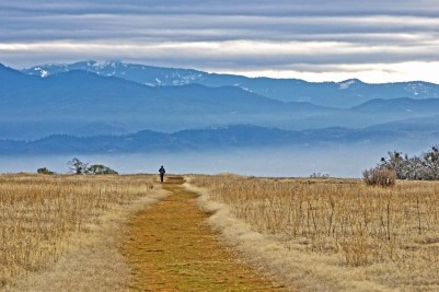 Walking the Path, Lower Table Rock