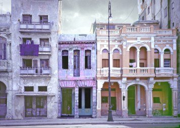 Malecon Architecture Havana