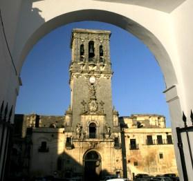 Los Arcos Cathedral