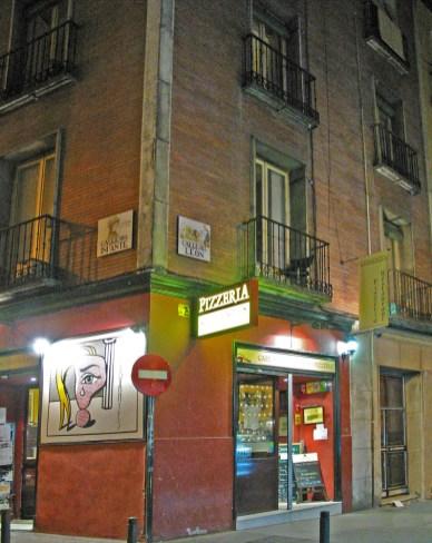 Madrid Cervante