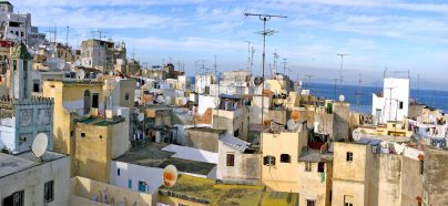 Tangier Morocco Skyline, image ©2015 Pat Moore Photography