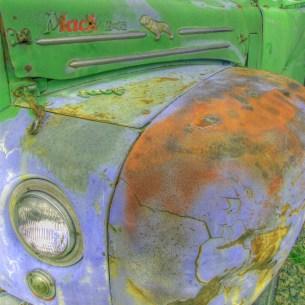 Truck Talent MAck headlight hdr