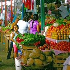 Women at Market