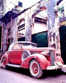 cu car red