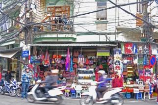 Street Corner, Hanoi