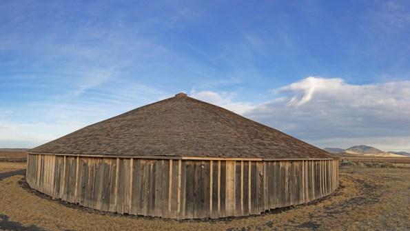 The Round Barn, Malheur Wildlife Refuge, OR