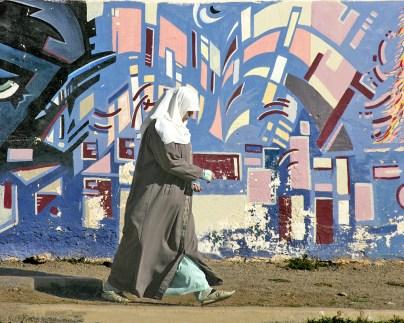 sidi ifni woman graffiti final