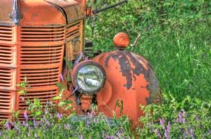 truck orange d side fender hdr
