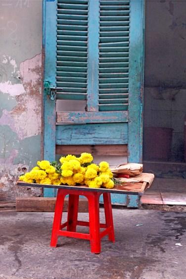 Marigolds forSale, Hanoi