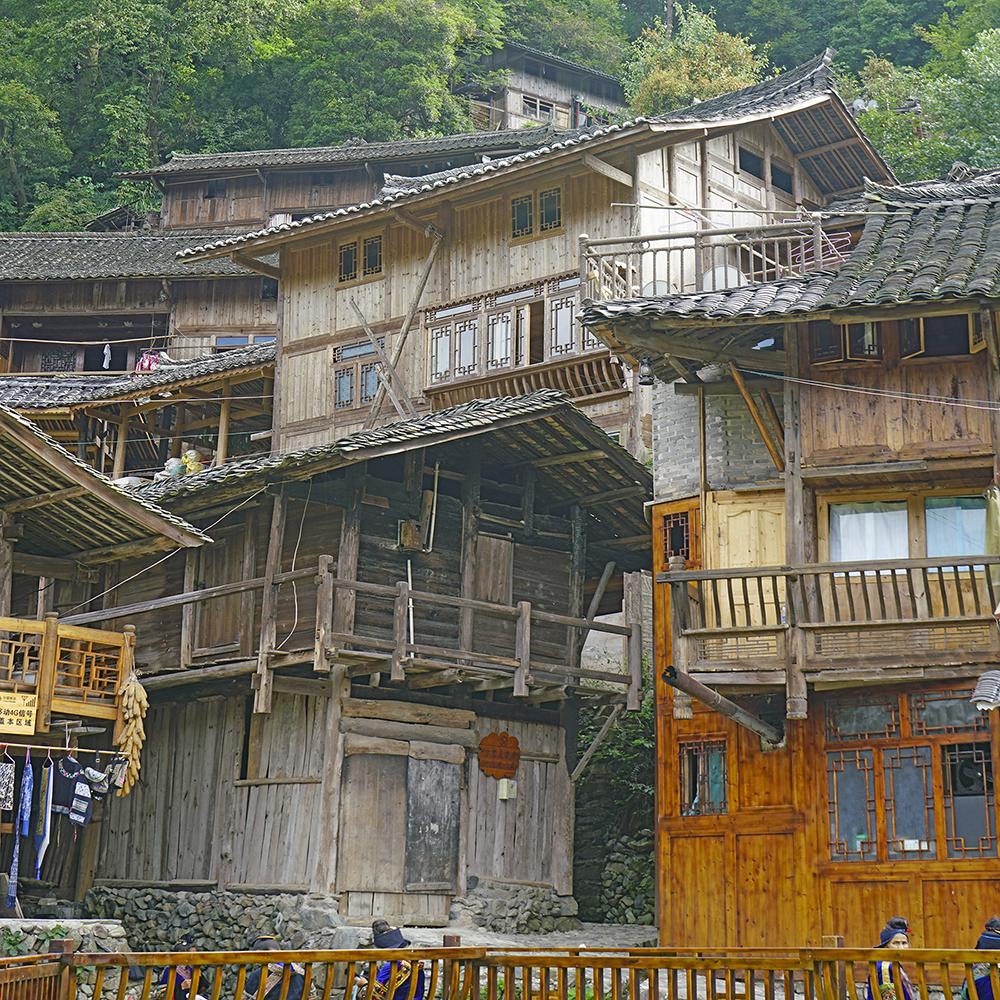 Langde Village