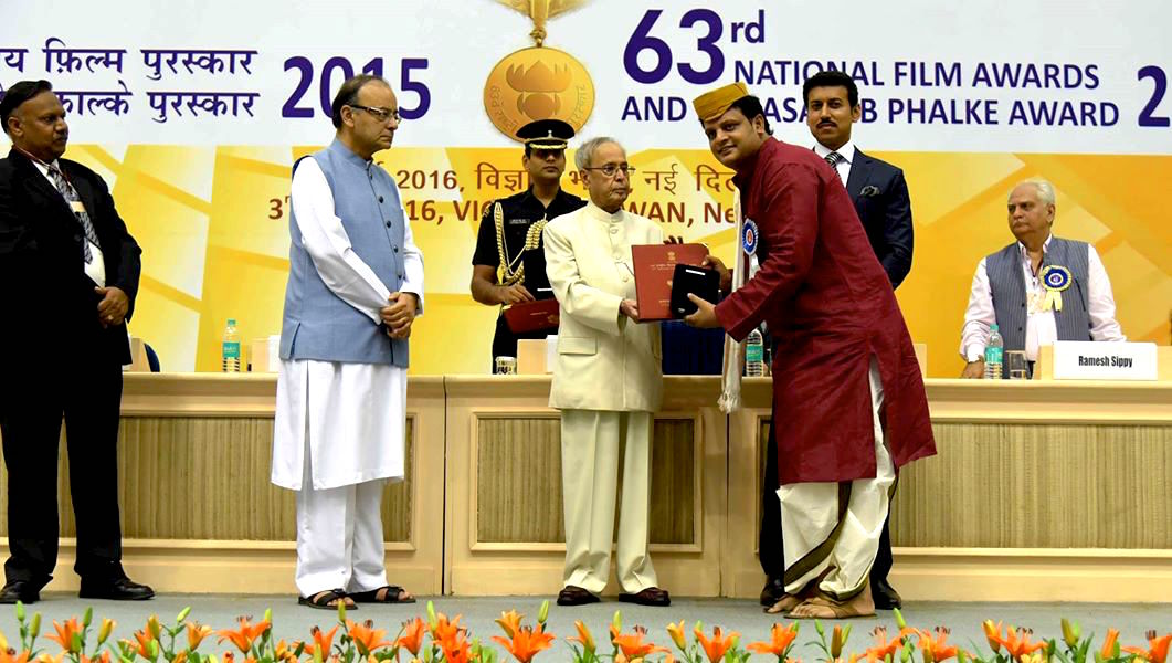 Mithila Makhaan bags the National Award