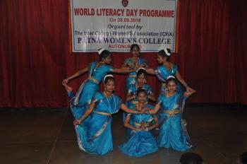 Best College in Patna | ICWA-WORLD LITERACY DAY (1)