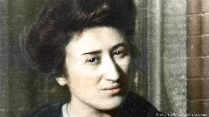 As cartas da prisão de Rosa Luxemburgo