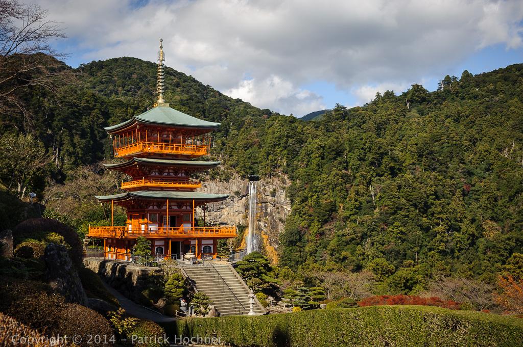 Seiganto-ji Temple, Wakayama, Japan