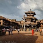 Durbar Square, Bhaktapur, Népal