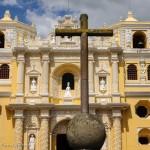 Eglise de La Merced, Antigua, Guatemala