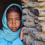 Young girl, Gheralta, Ethiopia