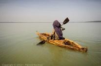 Tankwas sur le lac Tana, Éthiopie