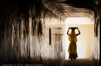 Corridor in India