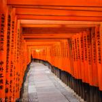 Sanctuaire Fushimi Inari Taisha, Kyoto, Japon