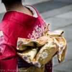 Ceremonial Kimono, Tokyo, Japan