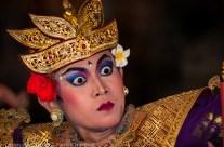 Danseur de Kebiar, Ubud, Bali