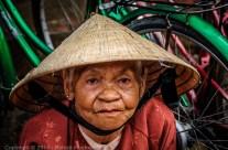 Au marché de Hoi An, Vietnam