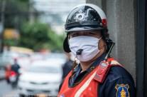 Agent de police, Bangkok