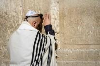 At the wall, Jerusalem, Israel