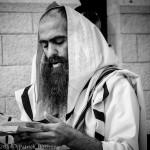 Praying at the wall, Jerusalem